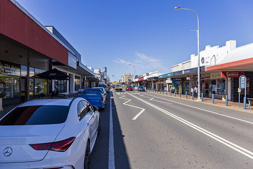 Vincent Street in Cessnock (1)