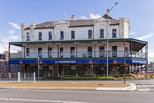 Chelmsford Hotel in Kurri Kurri (1)