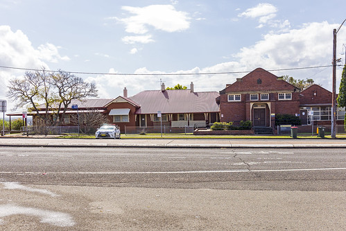 Kurri Kurri Police Station and Court House