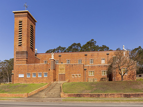 St Joseph's Catholic Church in Cessnock (1)
