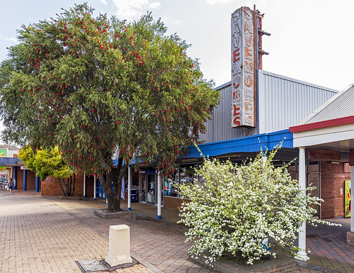 Former Savemore Supermarket, now Vinnies Store in Kurri Kurri