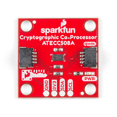 SparkFun Cryptographic Co-Processor Breakout - ATECC508A (Qwiic)