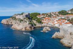 Dubrovnik seaward side