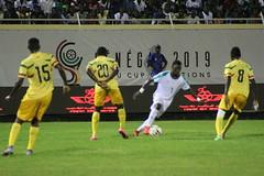 Demi finale (trophée) Sénégal vs Mali