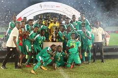 Finale WAFU 2019 Senegal vs Ghana