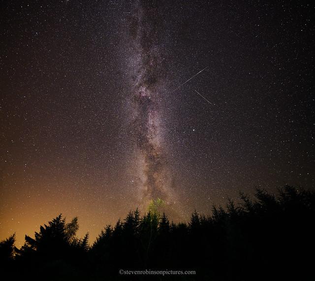 Milky Way A85
