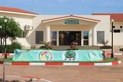 Inauguration du Centre d'excellence de Guéréo