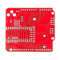 Teensy Arduino Shield Adapter