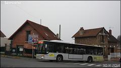 Setra S 415 NF – Stivo (Société de Transport Interurbaine du Val d'Oise) / STIF (Syndicat des Transports d'Île-de-France) n°900 - Photo of Pierrelaye