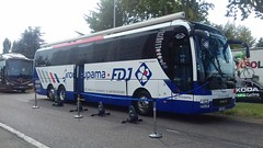Bus Groupama FDJ 2018
