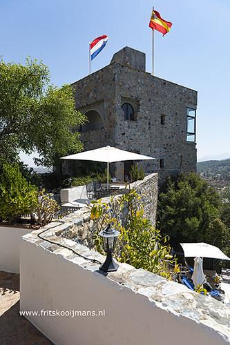 Castillo de monda in Monda