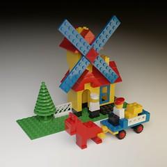 Lego Weetabix promo Windmill