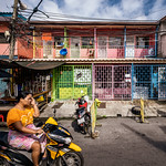 Colorful Klong Toey