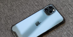 jupazip iphone11pro clear cover nevercrush