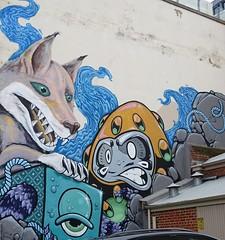 Fox and Strange Friends