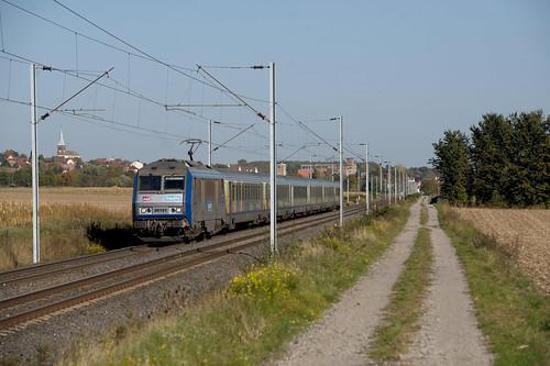 SNCF BB26151 Hochfelden 14.10.2019