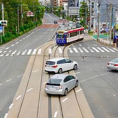 #都電荒川線 #路面電車 #都電 #romendensha #飛鳥山 #Asukayama #Japan #日本 #東京 #Tokyo #toden #todenarakawaline #LíneaTodenArakawa #도덴아라카와선 #tram #北区 #kitaku