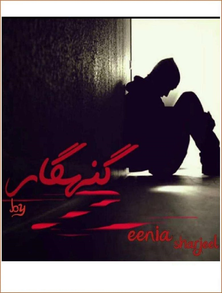Gunahghar is a very well written complex script novel by Zeenia Sharjeel which depicts normal emotions and behaviour of human like love hate greed power and fear , Zeenia Sharjeel is a very famous and popular specialy among female readers