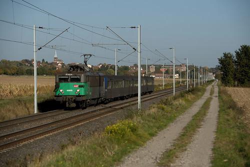 SNCF BB25615 Hochfelden 14.10.2019