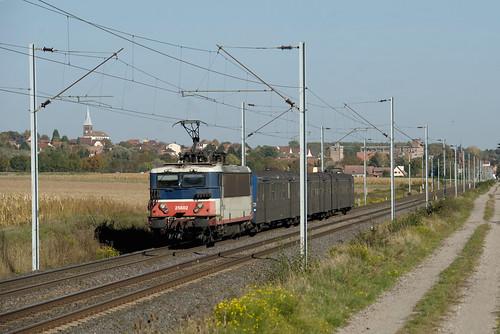 SNCF BB25602 Hochfelden 14.10.2019