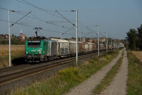 SNCF BB27031 Hochfelden 14.10.2019