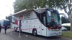 Bus UAE Team Emirates 2018