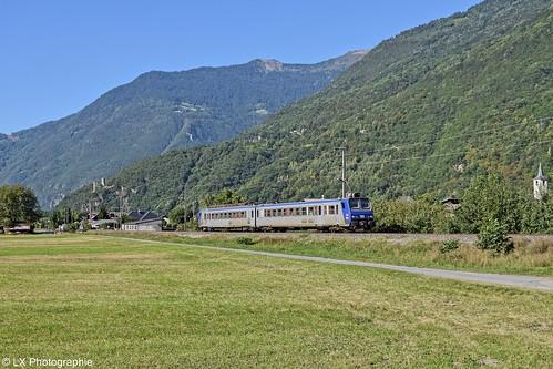 Z 9514 - 883125 Chambéry-Challes-les-Eaux - Bourg-St-Maurice