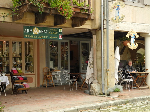 Labastide d'Armagnac, Landes (France, Frankreich, Франция): les arcades