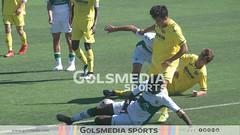 Cadetes. Villarreal CF 1-0 Elche CF (19/10/2019), Jorge Sastriques