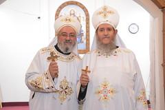 Fr. Kirollos Youakim visits ARSM