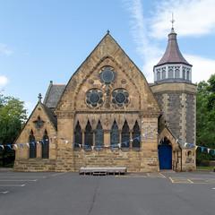 Innerleithen Parish Church