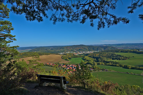 Zeigerheim and Rudolstadt-Schwarza from Liske