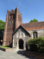 Ipswich - St Mary Elms