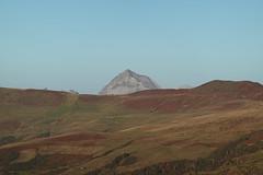 Mont Charvin @ Sunrise @ Col du Joly @ Hike around Tête de la Cicle