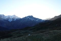 Mont Tondu @ Sunrise @ Col du Joly @ Hike around Tête de la Cicle