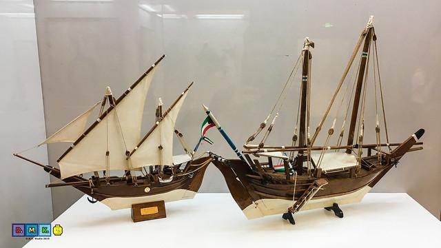 Kuwait - Sailboat model / 科威特 - 帆船模型