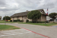 Train Depot, Saginaw, Texas