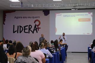 Módulo III do Lidera+ aborda redes de apoio