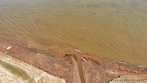 Isla Invernada - Islote Regatas - Entrada Laguna El Embudo -16 - Trayecto
