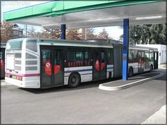 Renault Agora L – TPAS (Transports Publics de l'Agglomération Stéphanoise) (Veolia Transport) / STAS (Société de Transports de l'Agglomération Stéphanoise) n°780