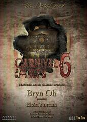 Carnival of the Arts 6 teaser  full