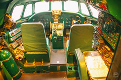 The Cockpit of Connie