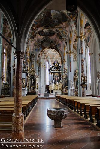 Pfarrkirche St. Nikolaus - IMG_2435 - Edited