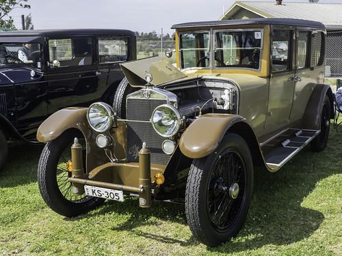 1923 Alfa Romeo PROB RL model