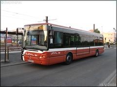 Irisbus Citélis 12 – Setram (Société d'Économie Mixte des TRansports en commun de l'Agglomération Mancelle) n°104