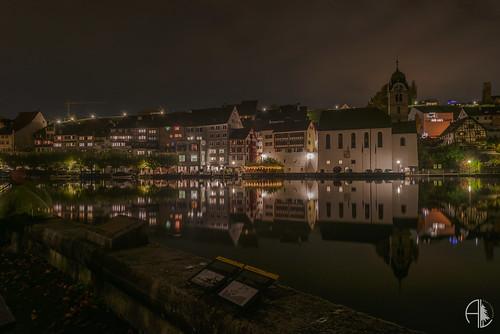 Geisterfischer - Eglisau am Rhein