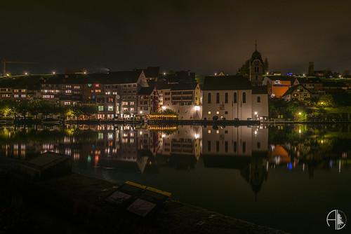Es werde Licht - Eglisau am Rhein
