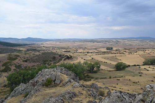 Vista desde la ermita de Santa Bárbara (Bronchales)