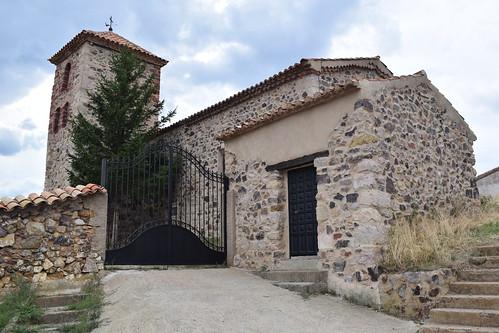 Ermita de Santa Bárbara (Bronchales)