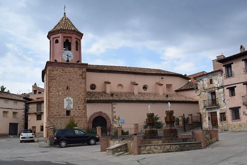 Iglesia de Santa Ana (Tramacastilla)